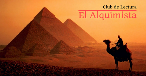 Club de lectura: El Alquimista