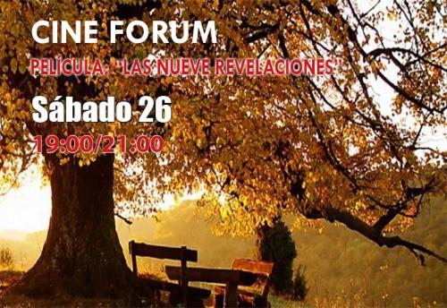 Cine-Forum. Película:
