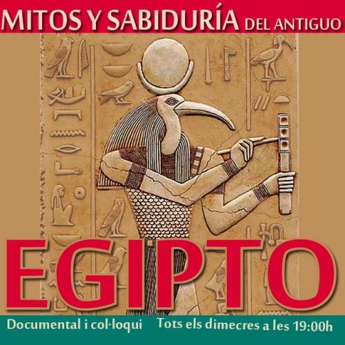 MITOS Y SABIDURÍA DEL ANTIGUO EGIPTO