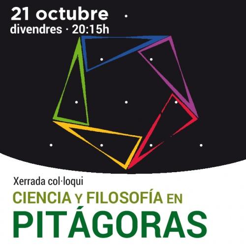 CIENCIA Y FILOSOFÍA EN PITÁGORAS