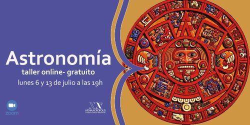 Astronomía y mitología maya