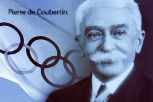 Audiovisual: Pierre de Coubertin, ayer y hoy