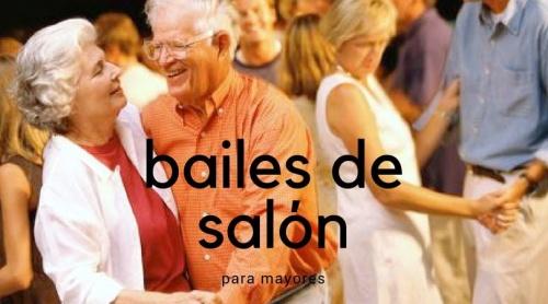 Taller: Bailes de salón para mayores