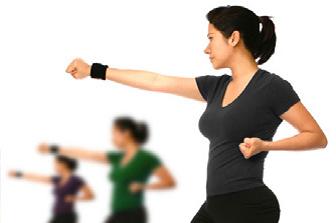 3. Taller de defensa Personal para mujeres
