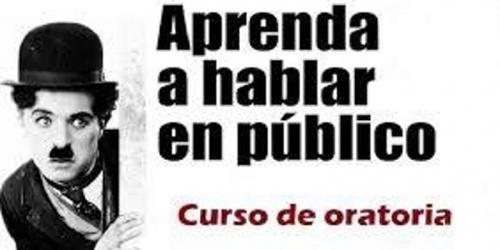 TALLER DE ORATORIA: Aprende a hablar en público