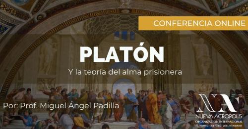 Conferencia Online: Platón y la teoría del alma prisionera